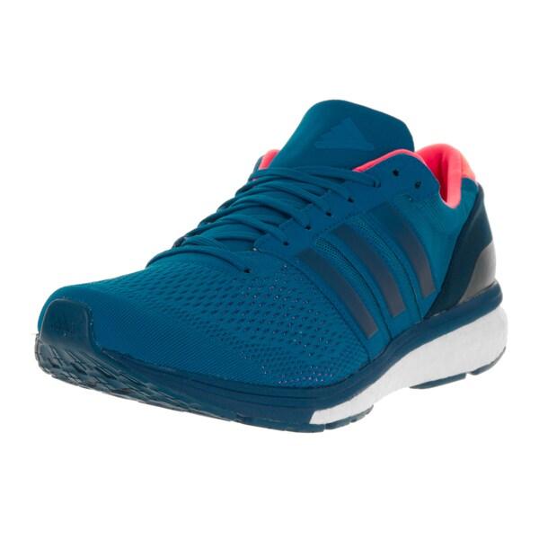 Adidas Men's Adizero Boston 6 M Unity Blue/Unity Blue/Tech Steel Running Shoe