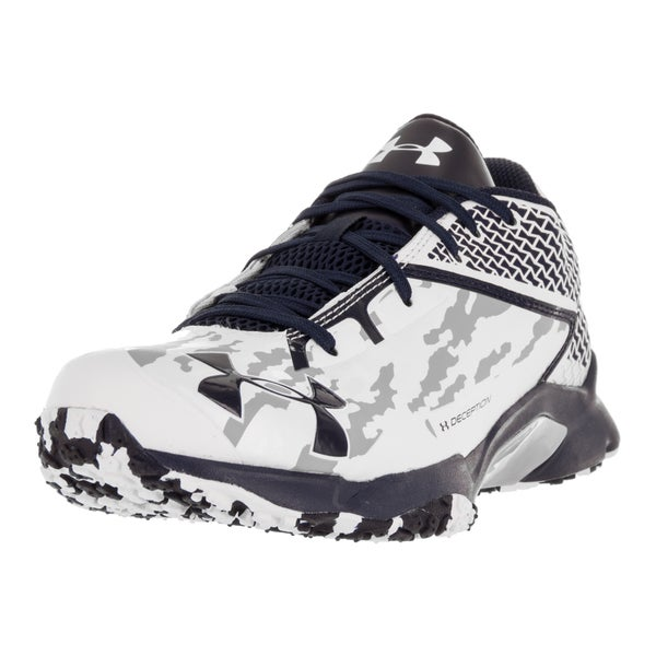 Under Armour Men's UA Deception Trainer Wht/Dmn Training Shoe