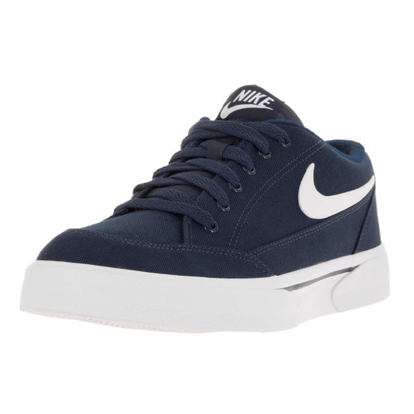 Nike Men's Gts '16 TXT Midnight Navy/White Canvas Casual Shoe
