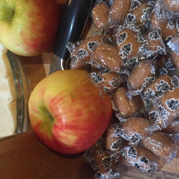 Apple Pie Barrels