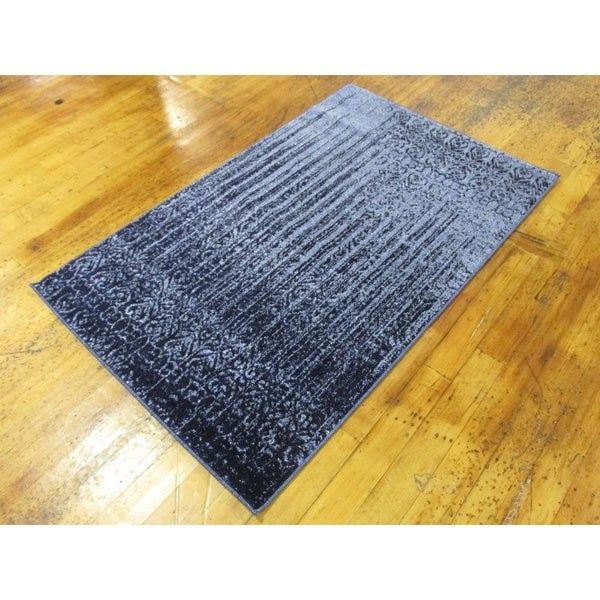 Blue Del Mar Area Rug (3'2 x 5'2) 22208925