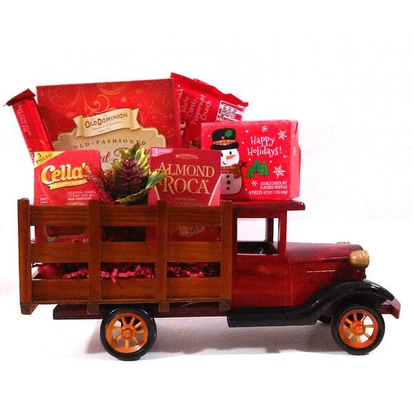 Sweet Savoury Gift Truck