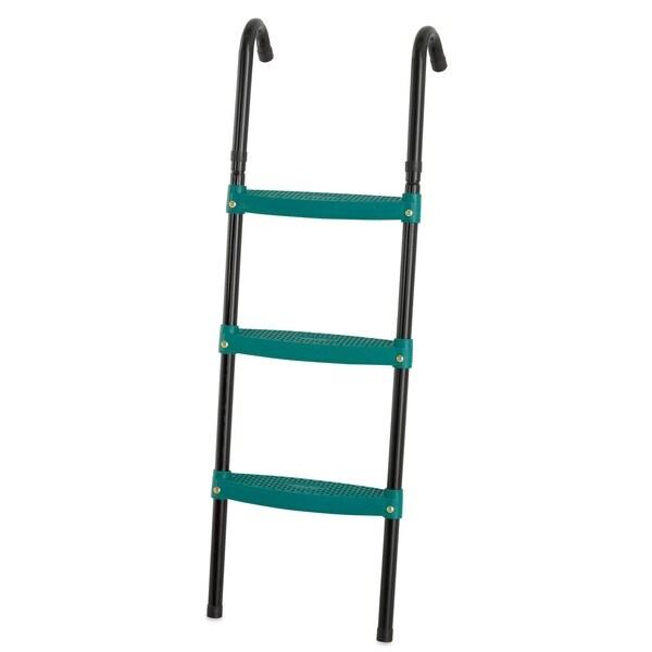 Upper Bounce Green 42-inch Foldable Trampoline 3 Step Ladder