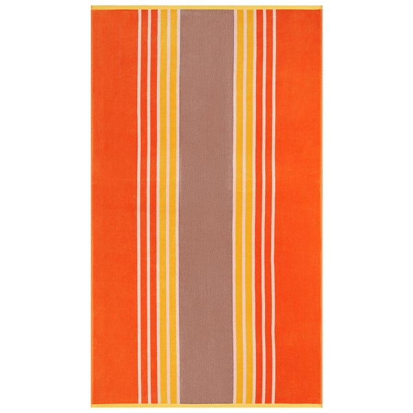 Softesse Bold Stripe Beach Towel