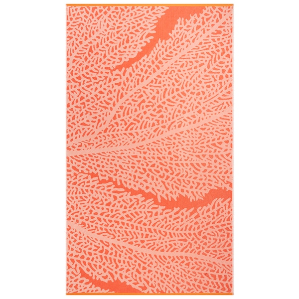 Softesse Coral Reef Beach Towel