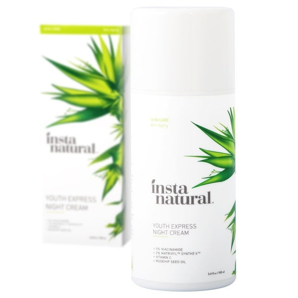 InstaNatural 3.4-ounce Youth Express Night Cream 22217725