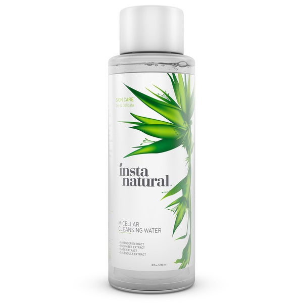 InstaNatural 8-ounce Micellar Water