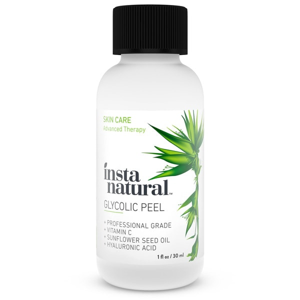 InstaNatural 1-ounce Glycolic Peel