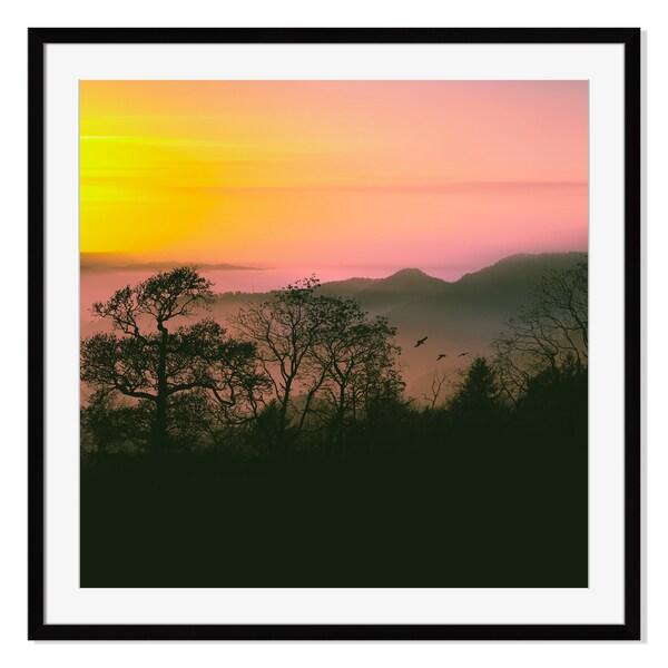 Beautiful landscape IV, Framed Paper Print 22218470