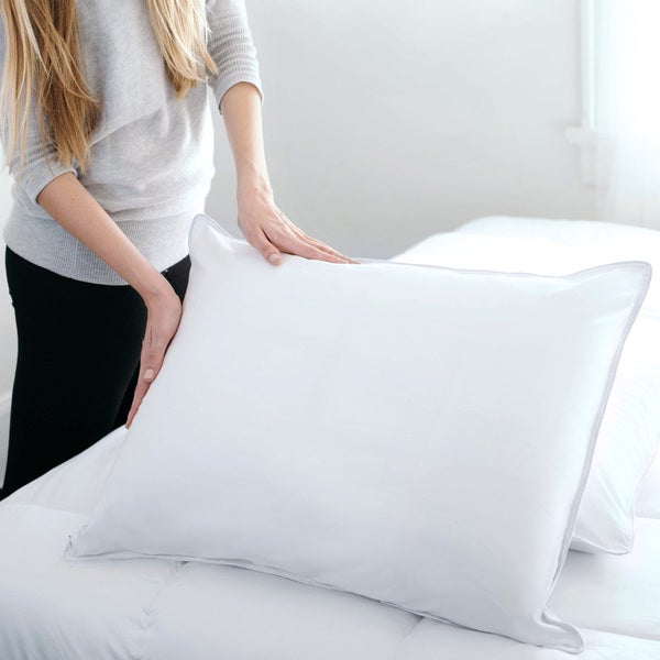 Sealy Posturepedic Soft Down Stomach Sleepers- Standard Size Pillow