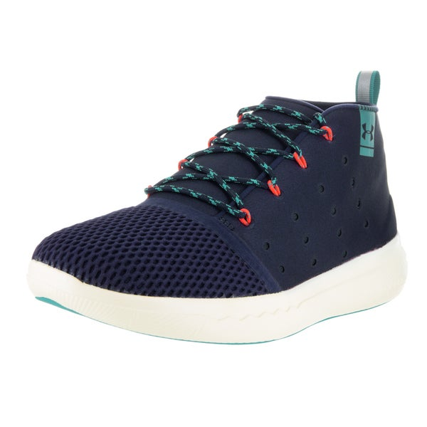 Under Armour Men's UA Charged 24/7 Blue Fabric Casual Shoe