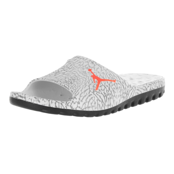 Nike Men's Jordan Super.Fly Grey Slide Sandals