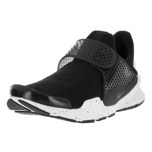 Nike Men's Sock Dart SE Black Fabric Running Shoe