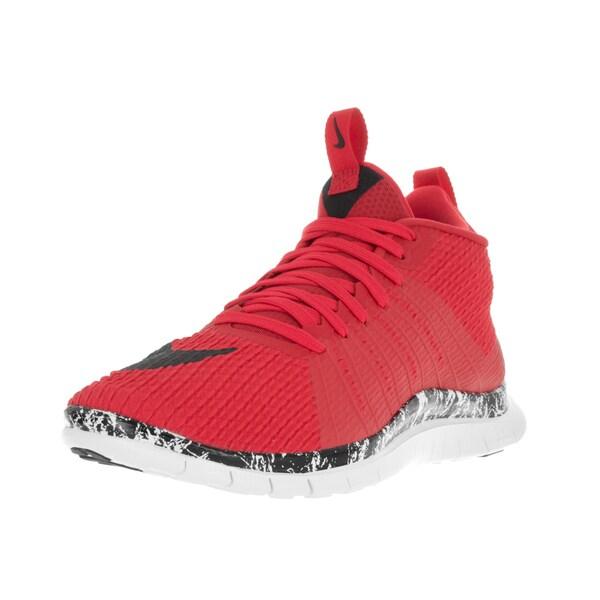 Nike Men's Free Hypervenom 2 Red Fabric Training Shoe 22221208