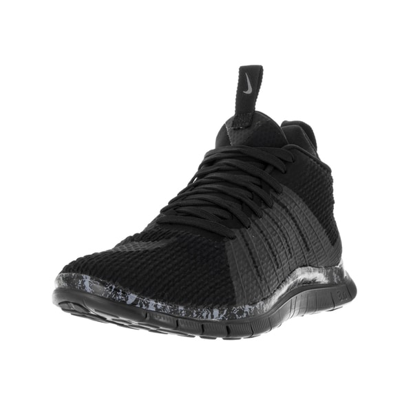 Nike Men's Free Hypervenom Black Fabric Training Shoe