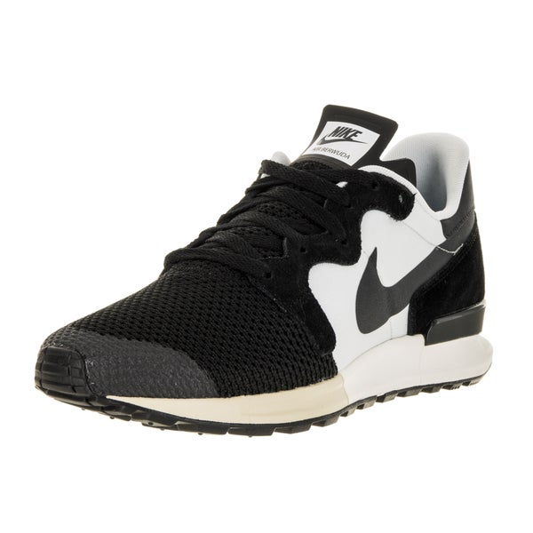 Nike Men's Air Berwuda Black Fabric Running Shoe
