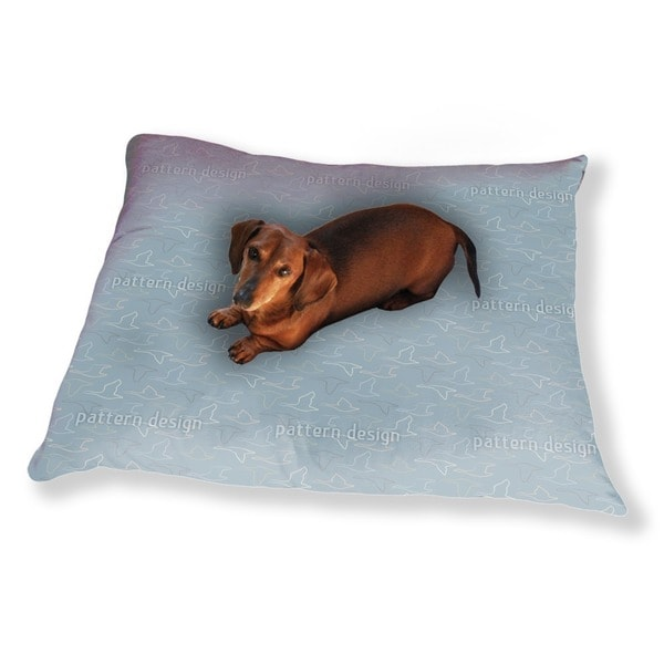 The Flight Of The Wild Geese Dog Pillow Luxury Dog / Cat Pet Bed