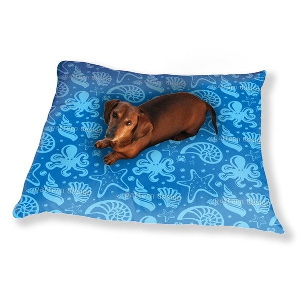 Under The Sea Dog Pillow Luxury Dog / Cat Pet Bed