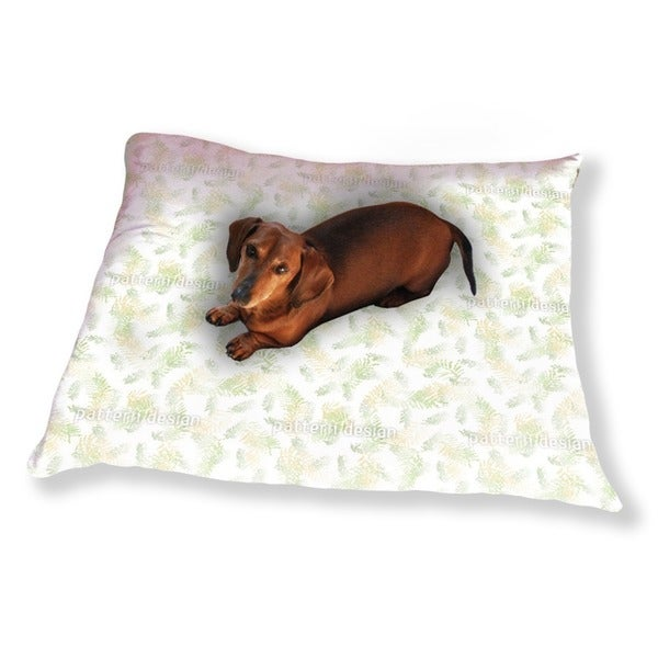 Fern Dreams Dog Pillow Luxury Dog / Cat Pet Bed
