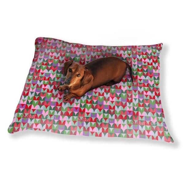 Heart Fields Dog Pillow Luxury Dog / Cat Pet Bed