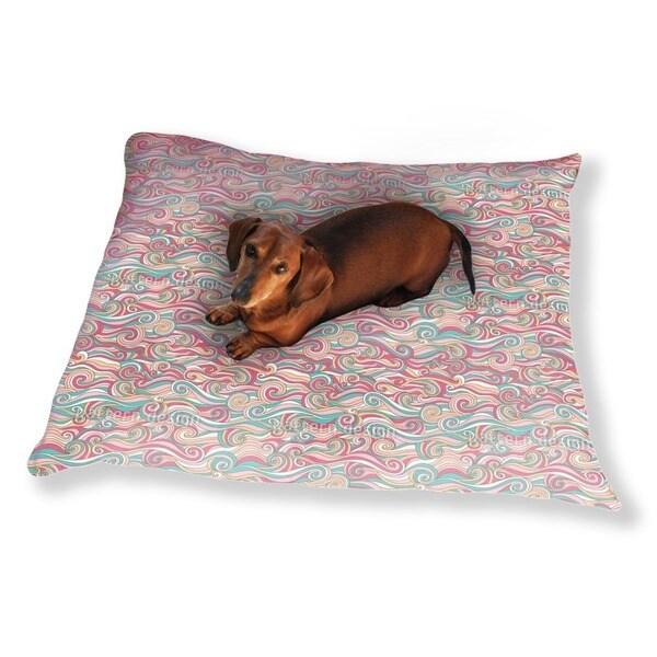 Sugar Sweet Curls Dog Pillow Luxury Dog / Cat Pet Bed