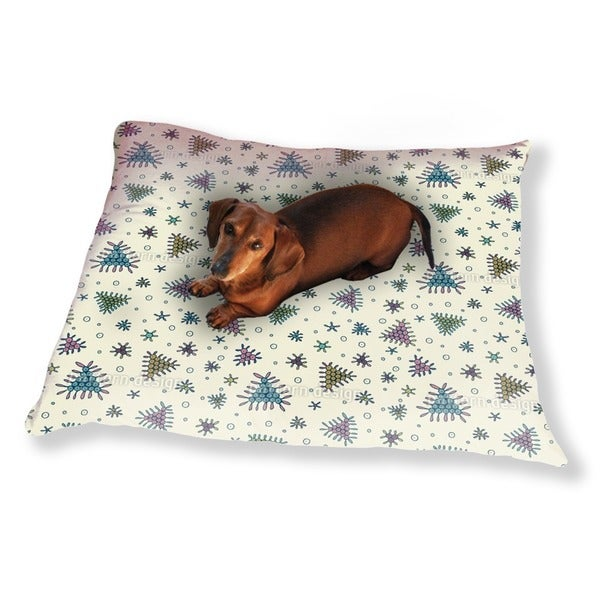 Berry Fall Dog Pillow Luxury Dog / Cat Pet Bed