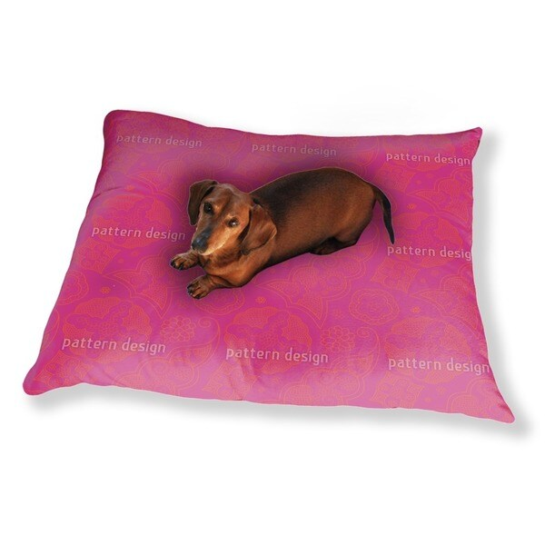 Henna Extreme Dog Pillow Luxury Dog / Cat Pet Bed