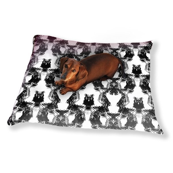 The Lady Wears Black Dog Pillow Luxury Dog / Cat Pet Bed