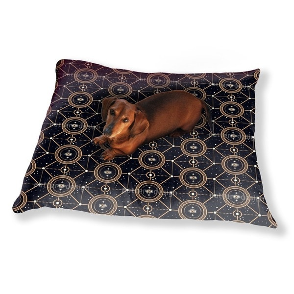 The Omniscient Eye Dog Pillow Luxury Dog / Cat Pet Bed