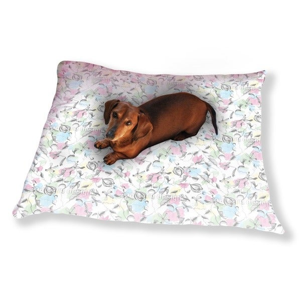 Bird Fantasy Dog Pillow Luxury Dog / Cat Pet Bed