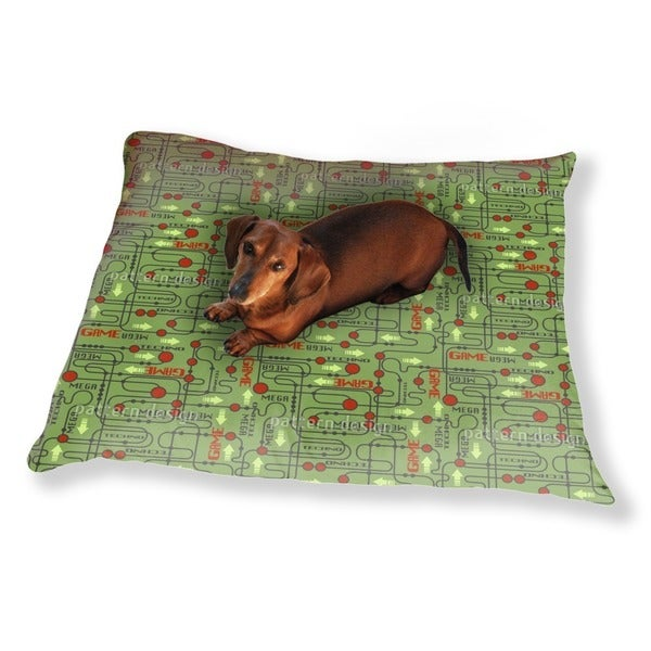 Circuit board Dog Pillow Luxury Dog / Cat Pet Bed