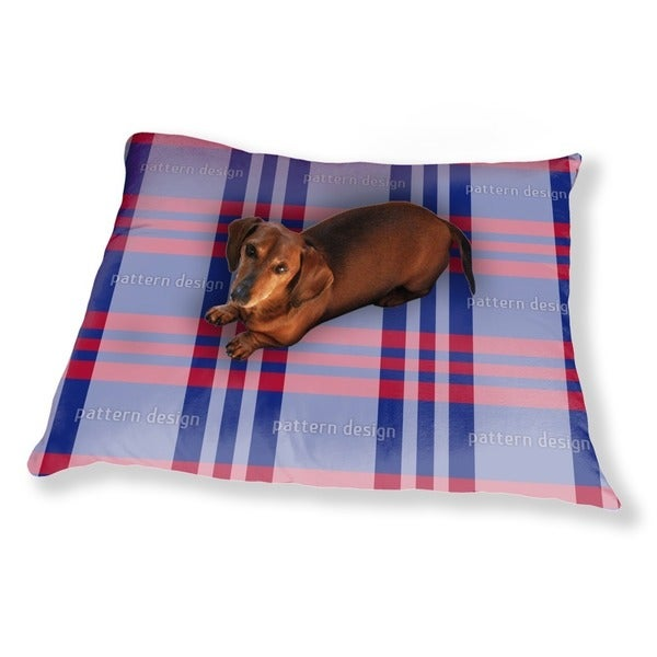 Aberdeen Tartan Classic Dog Pillow Luxury Dog / Cat Pet Bed