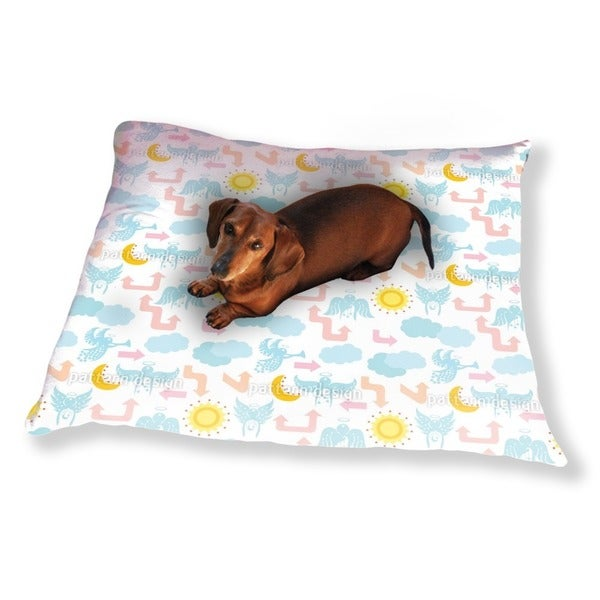 City Of Angels Dog Pillow Luxury Dog / Cat Pet Bed