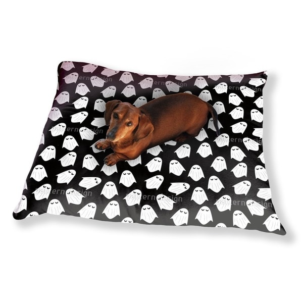 Sleep Well Little Ghosts Dog Pillow Luxury Dog / Cat Pet Bed