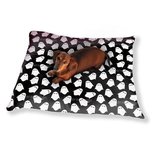 Sleep Well Little Ghosts Dog Pillow Luxury Dog / Cat Pet Bed
