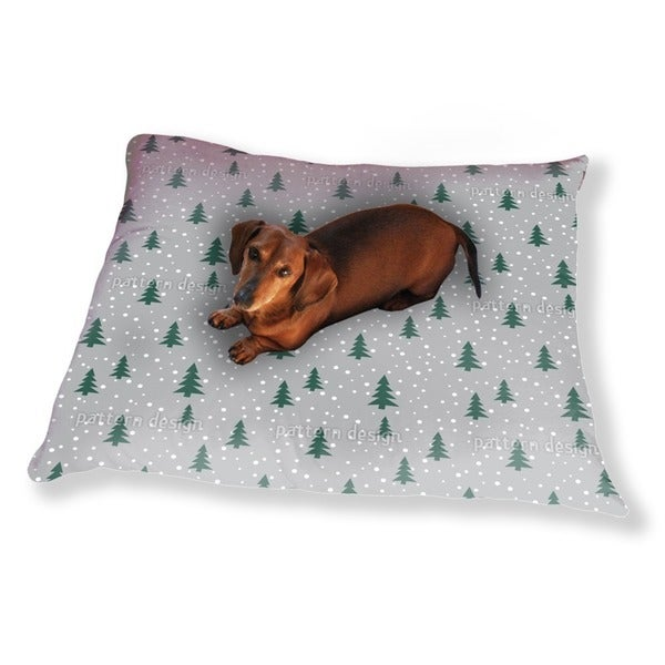 O Christmas Tree Dog Pillow Luxury Dog / Cat Pet Bed