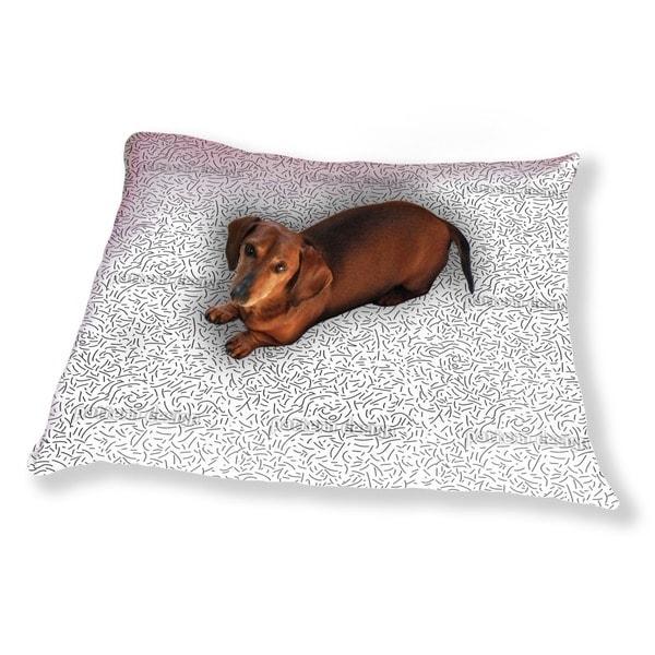 Bar Code Dog Pillow Luxury Dog / Cat Pet Bed
