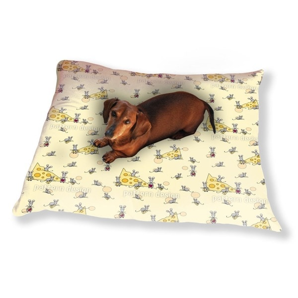Breakfast At Mini Mouse Dog Pillow Luxury Dog / Cat Pet Bed