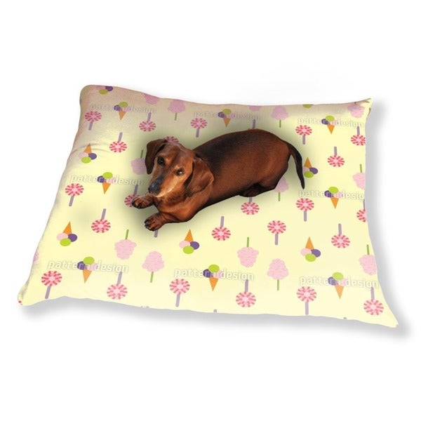 Sweet Dreams Dog Pillow Luxury Dog / Cat Pet Bed