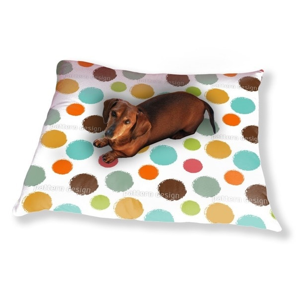 Ice Cream Scoops Dog Pillow Luxury Dog / Cat Pet Bed