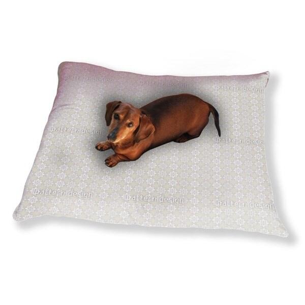 Peaceful Journey Beige Dog Pillow Luxury Dog / Cat Pet Bed