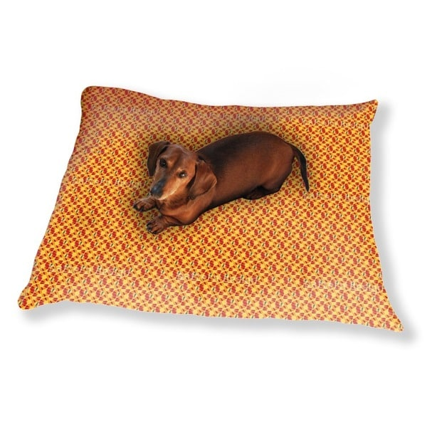 Desert Dance Dog Pillow Luxury Dog / Cat Pet Bed