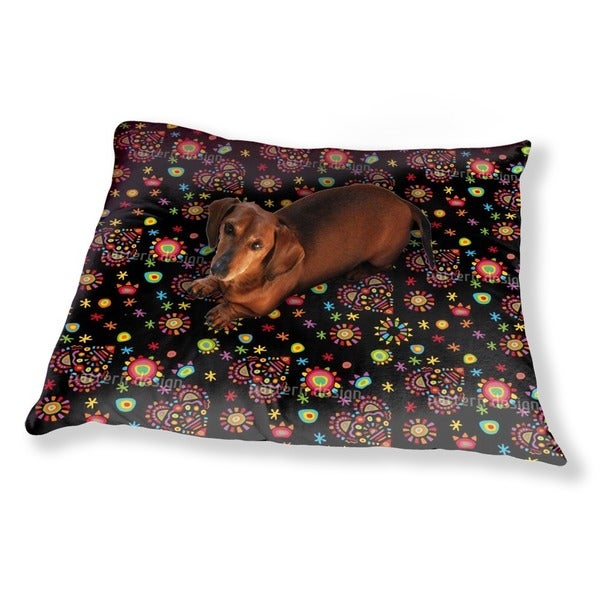 Gipsy Heart Dog Pillow Luxury Dog / Cat Pet Bed