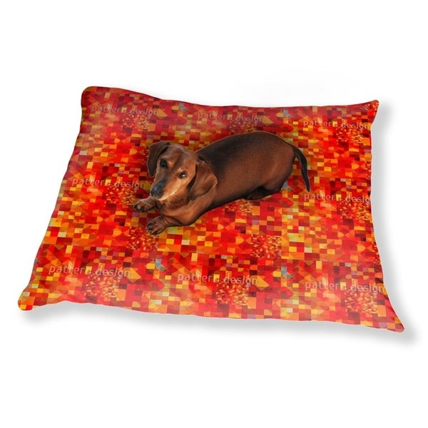 Hot Pixel Pool Dog Pillow Luxury Dog / Cat Pet Bed
