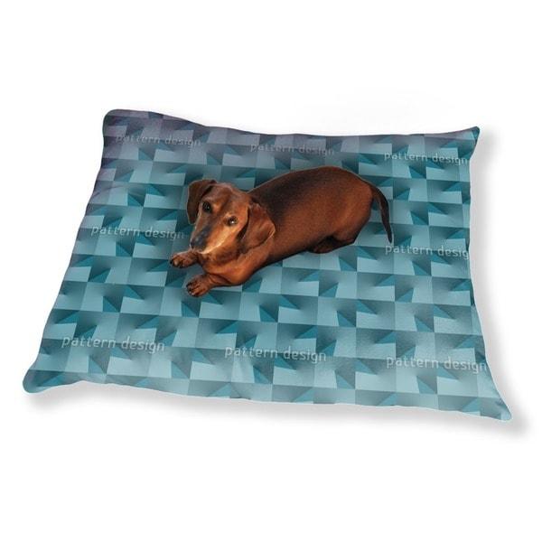 Broken Glass Dog Pillow Luxury Dog / Cat Pet Bed