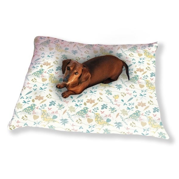 Vglein Im Busch Dog Pillow Luxury Dog / Cat Pet Bed