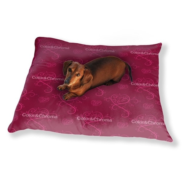 Love Actually Red Dog Pillow Luxury Dog / Cat Pet Bed