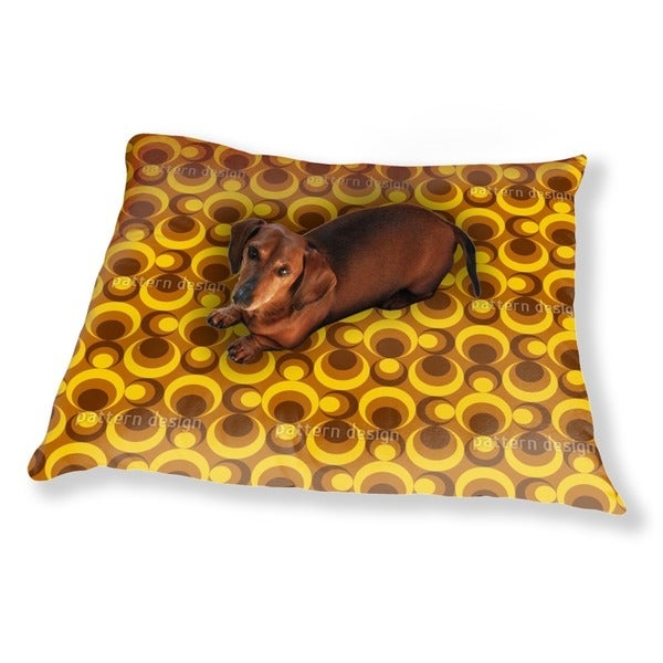Balls Of Fire Dog Pillow Luxury Dog / Cat Pet Bed