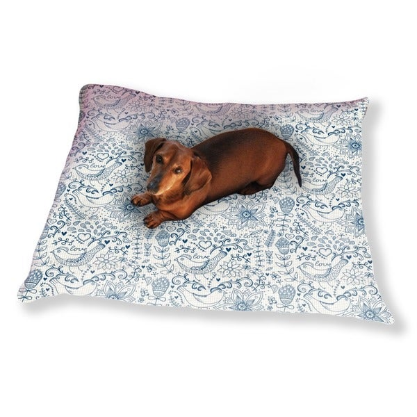 Notebook Fantasies Dog Pillow Luxury Dog / Cat Pet Bed
