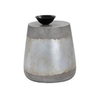 Aries Concrete Accent Table